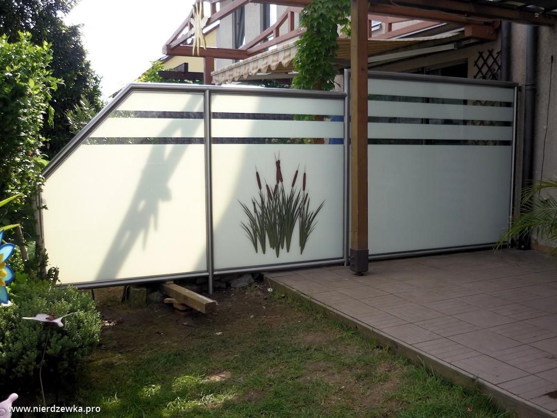przegrody balkonowe tarasowe. Black Bedroom Furniture Sets. Home Design Ideas